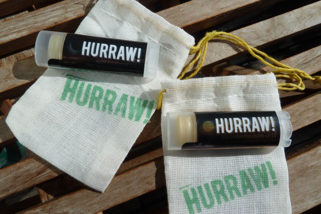 Hurraw Night Treatment Sun Protection