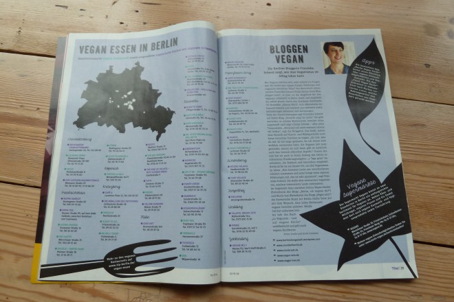 Vegan Bloggen Berlin I Veggie Love