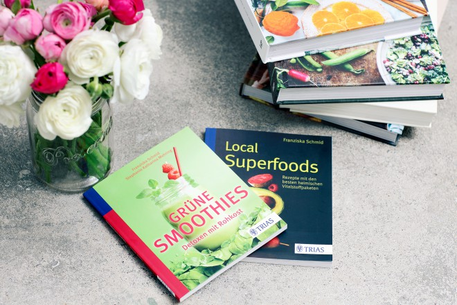 Gruene Smoothies und Local Superfoods von Franziska Schmid I Veggie Love