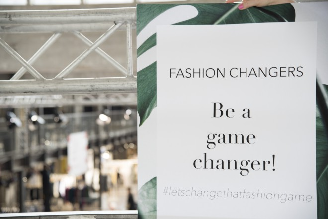 prePeek Fashion Changers Ethical Fashion Show Green Showroom Fashion Week Berlin I Veggie Love